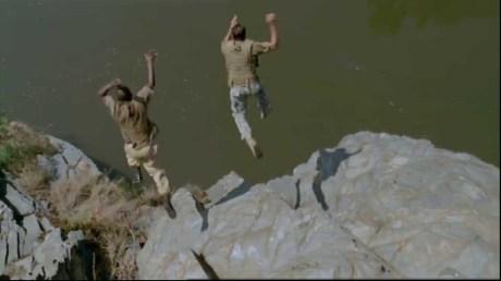 JohnPorter_jumping_in_water_StrikeBack
