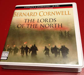 lords of the north audiobook richard armitage