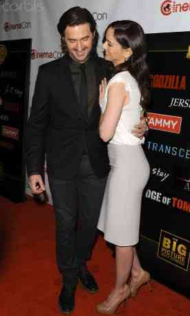 Richard Armitage Sarah Wayne Callies Cinema Con