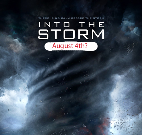 Into the Storm Premiere