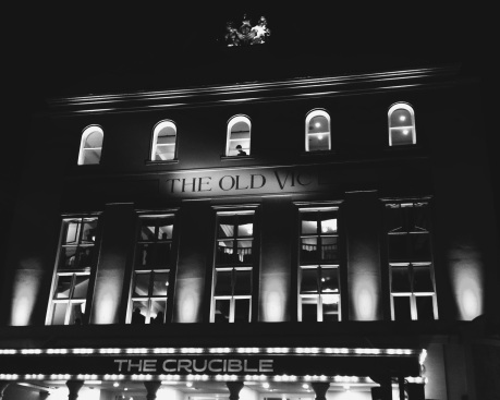 The Old Vic by Meg Siobhan