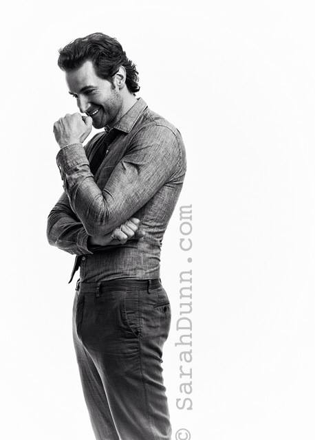 Richard Armitage by Sarah Dunn