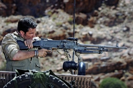 Richard Armitage in Strike Back