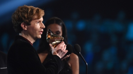 beck at grammys
